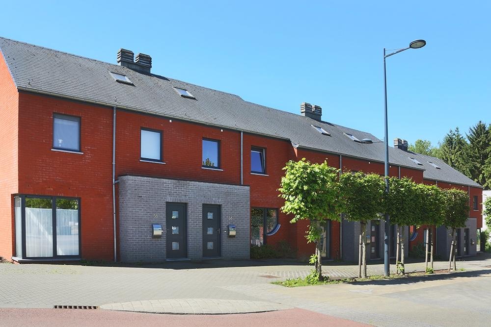 Immeuble de 6 logements sociaux